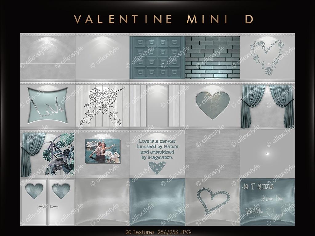 VALENTINE MINI D
