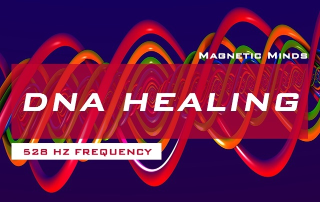 528 Hz - Repairs DNA & Creates Positive Transformation - Solfeggio Healing Music
