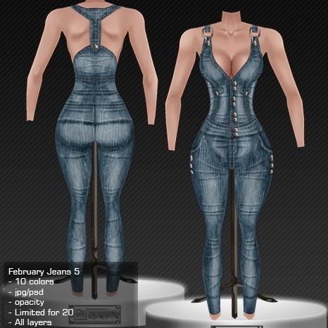 2014 Feb Jeans #