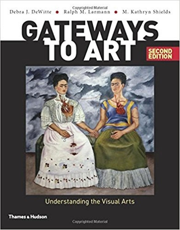 Gateways to Art :Understanding the Visual Arts 2nd edition ( PDF , Instant download )