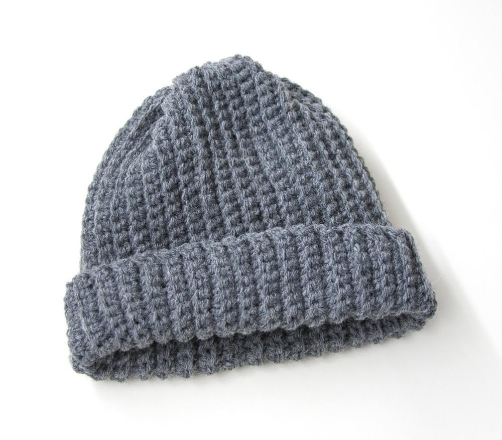 Quick & Easy Crochet Hat