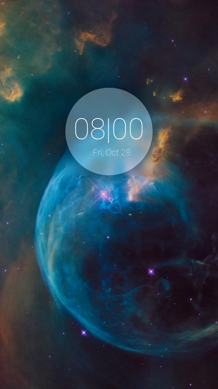 Mission Control - LockHTML