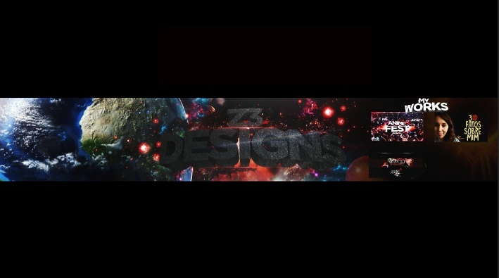Banner 2D para youtube