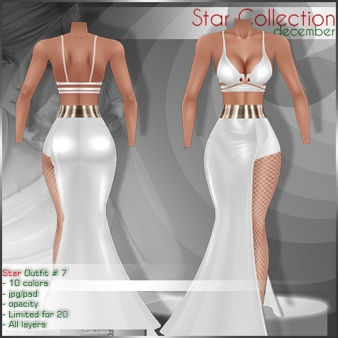 2014 Star Outfit # 7