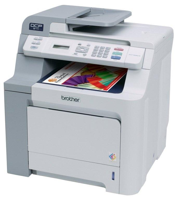 Brother DCP-9040CN, DCP-9042CDN, MFC-9440CN, MFC-9450CDN Color Laser Printer Service Repair Manual