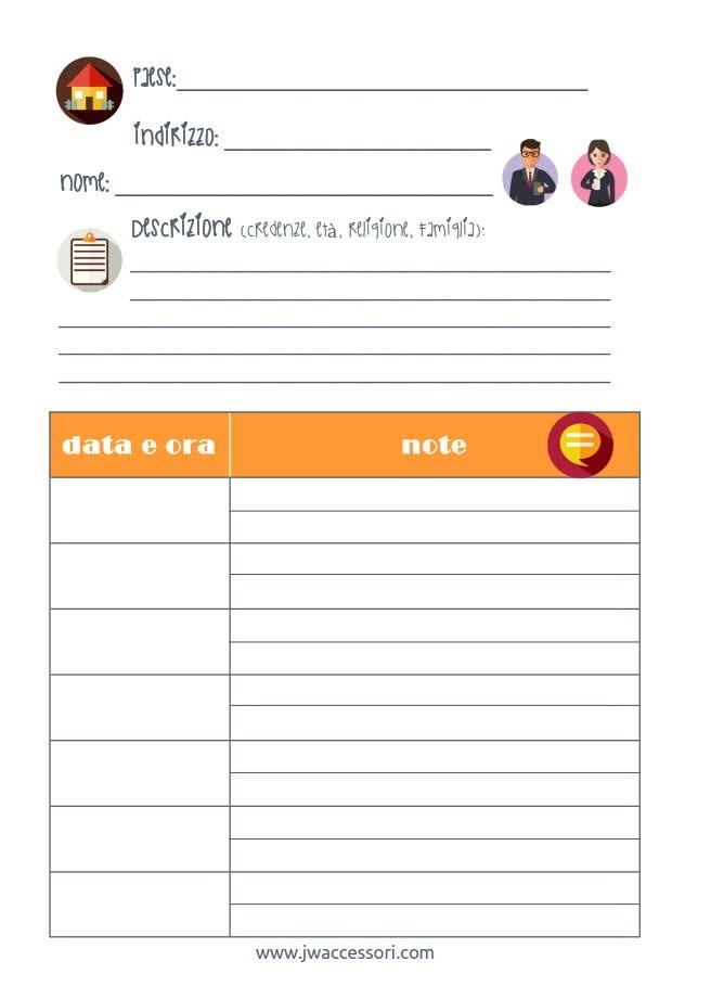 Notebook visite ulteriori donna