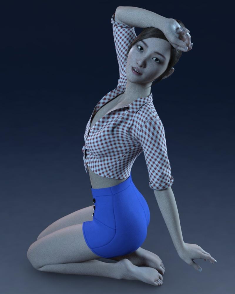 Liu Mei For G3F