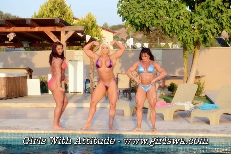 Pool Side Flex
