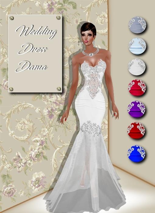 NICOL DRESS WEDDING