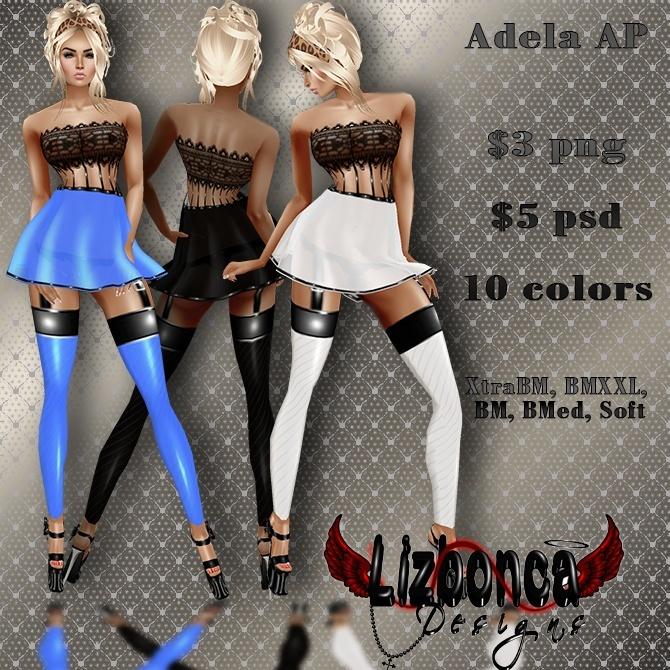 2 Adela PNG