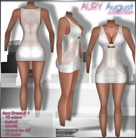 2014 Aury Dress # 1