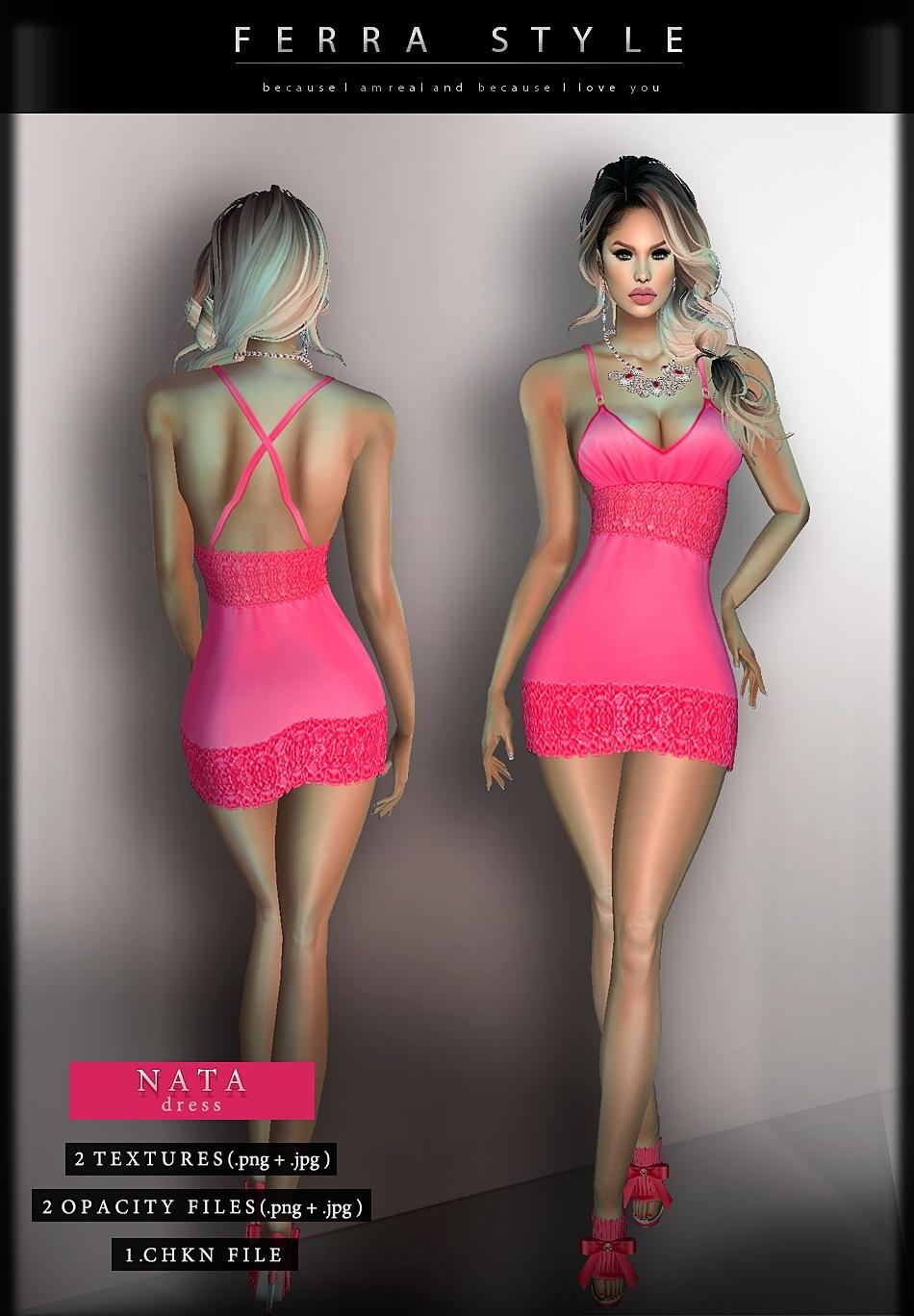 :: NATA DRESS ::