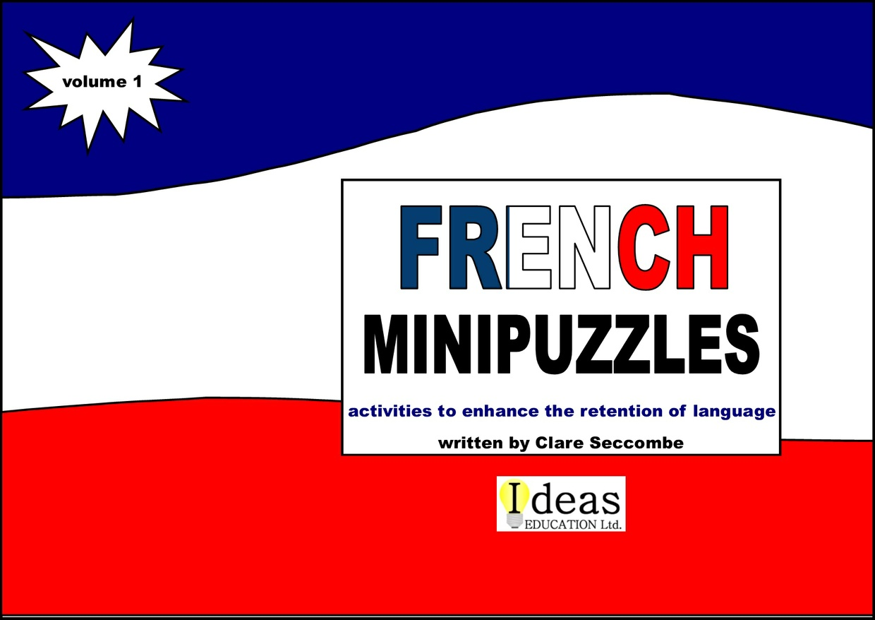 French Minipuzzles, volume 1