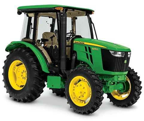 John Deere 5055E, 5065E & 5075E Tractors (Europe) Technical Repair Manual (TM901319)