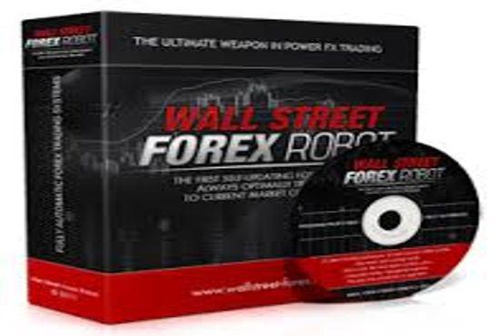 WallStreet Forex Robot v4.6 EA EXPERT ADVISOR FOR MT4
