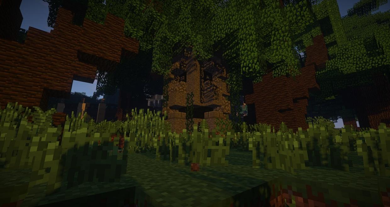 Minecraft Spawn/Hub - Tropical