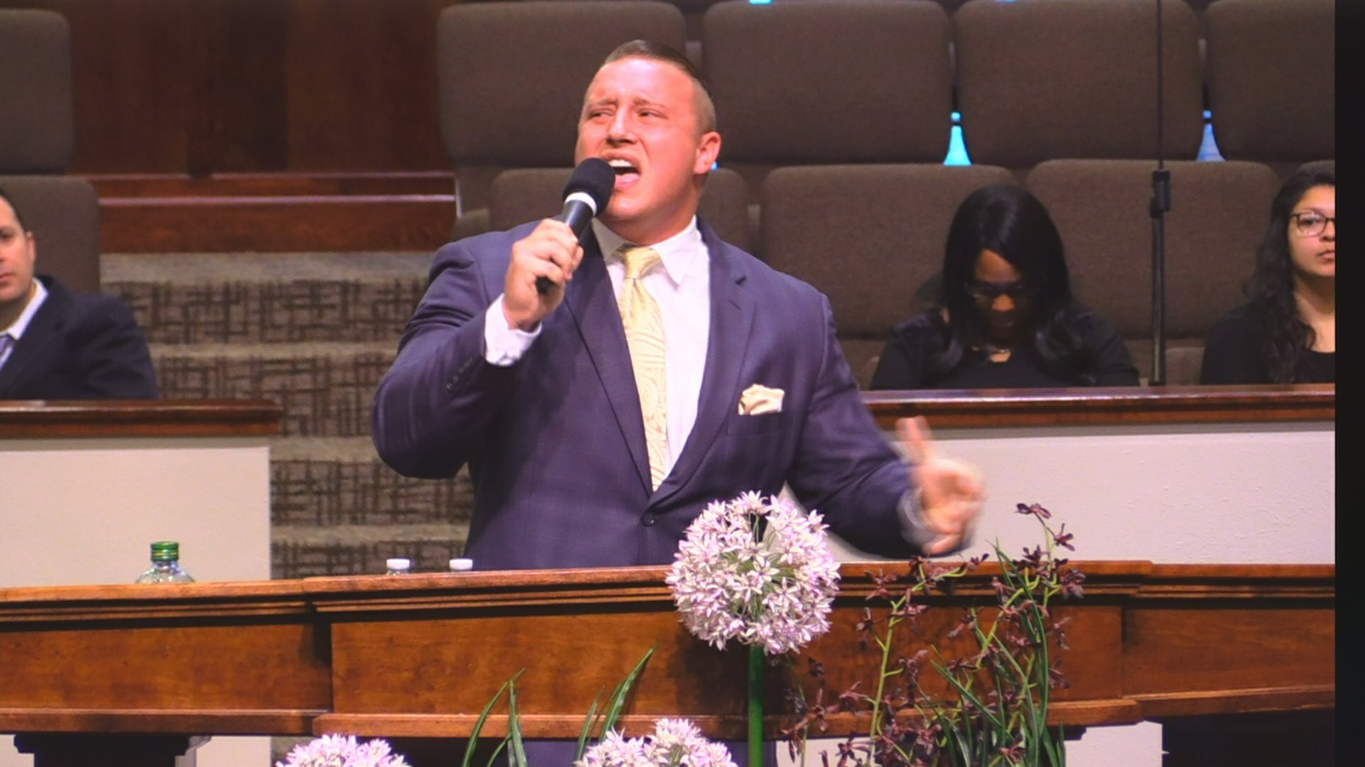 """Rev. Nathan Burks 05-21-17am """" Seeking to see the Lord """" MP3"""