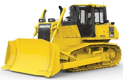 Komatsu Crawler Dozers D65EX-18, D65PX-18, D65WX-18 sn: 90001 and up Workshop Service Manual