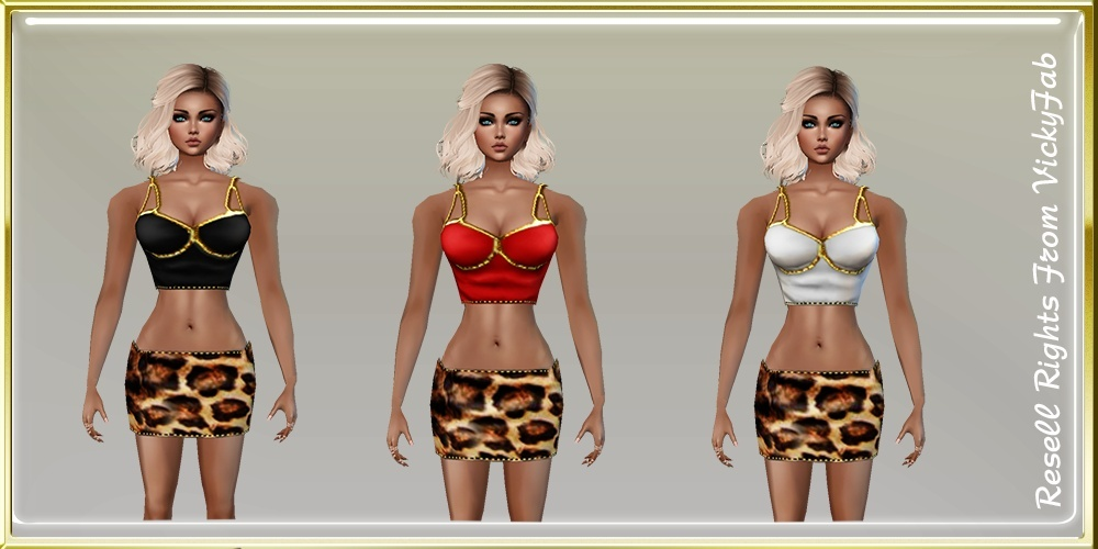 Zanetta Outfit Catty Only!!!