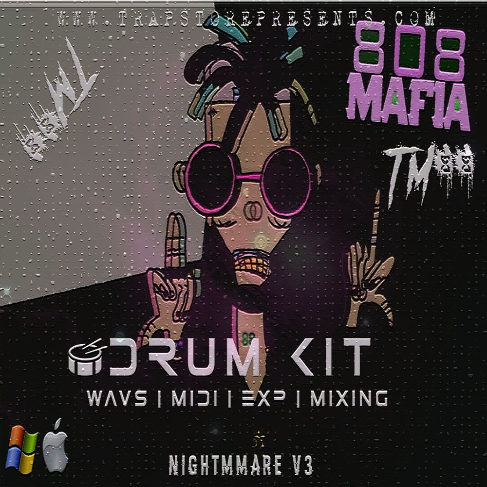 SOUNDKIT - TM88 NIGHTMARE V3