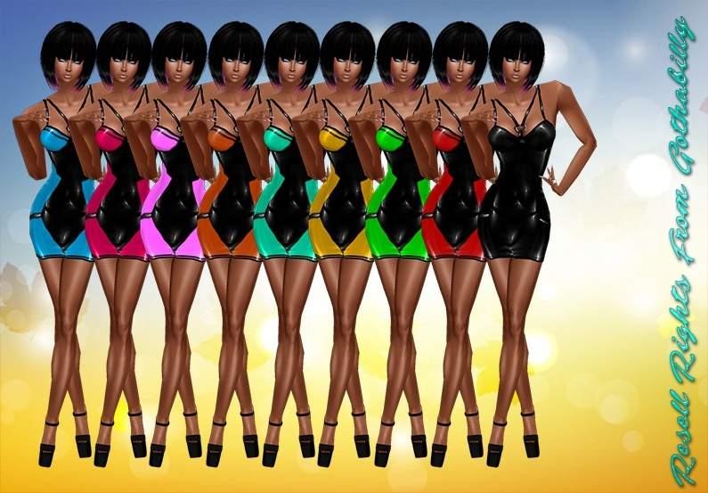 Cyber Dresses Catty Only!!!