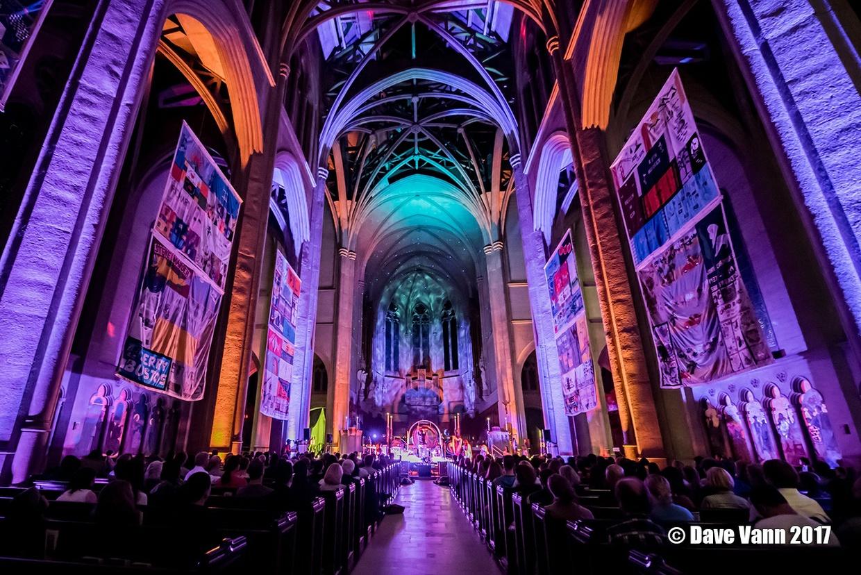 'The Sound Healing Symphony' at Grace 1/29/2018