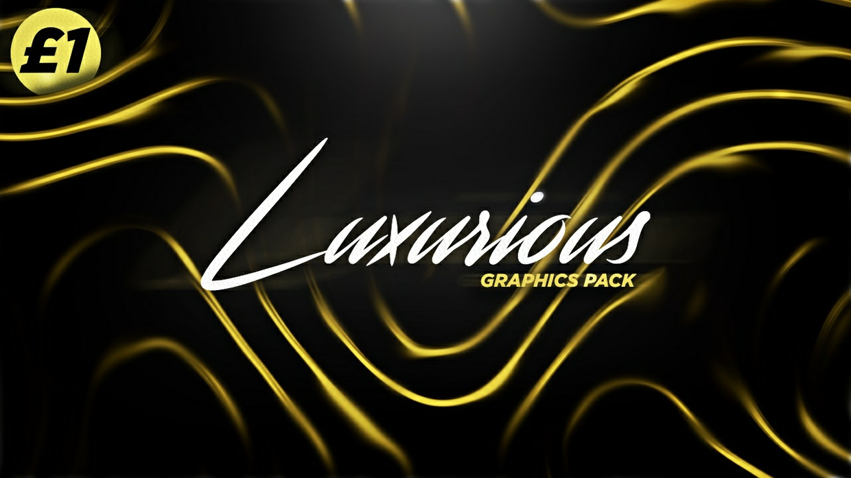 Luxurious Graphics Pack!