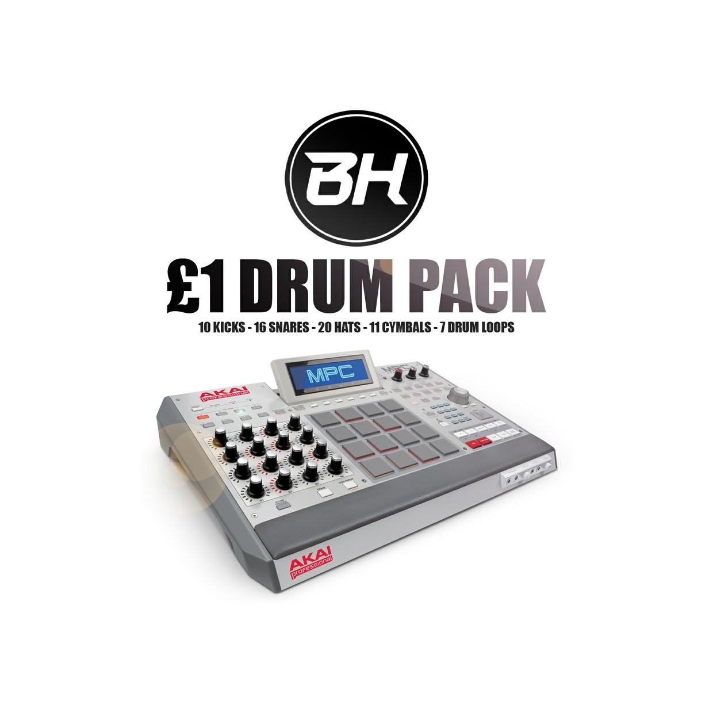 BH - £1 DRUM PACK