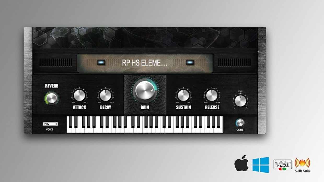 HARDSTYLE ELEMENTS VST