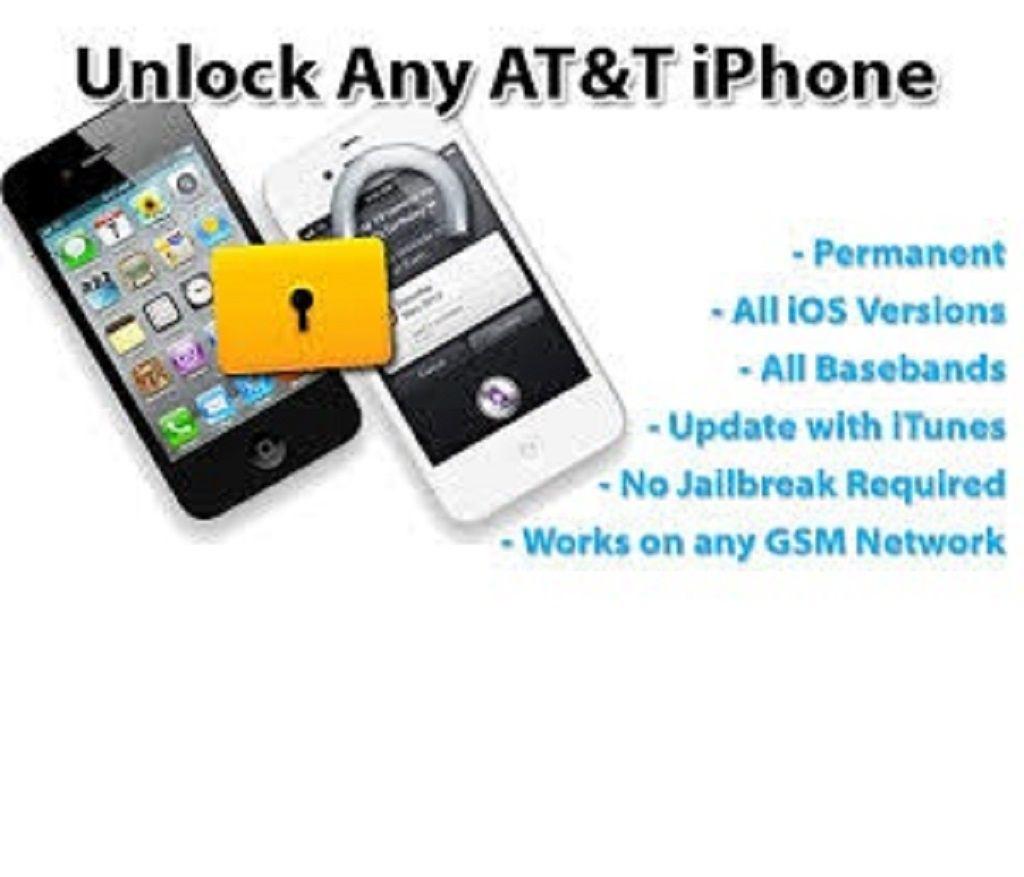 AT&T iPhone Factory Unlock