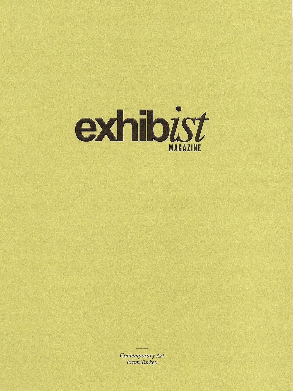 Exhibist Magazine Issue 12