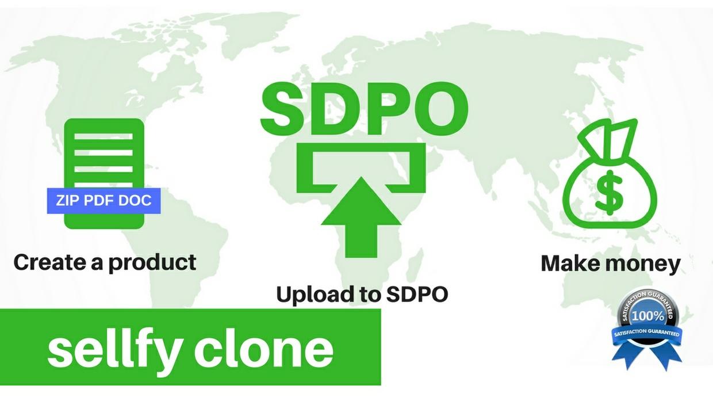 sellfy clone | sellfy clone script | sellfy.com clone script