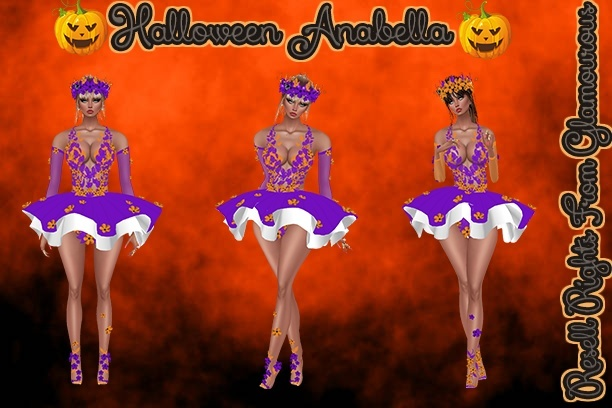 Halloween Anabella Bundle Catty Only!!! AP & GA