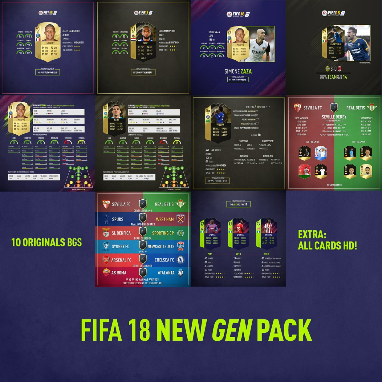 FIFA18 ULTIMATE PACK