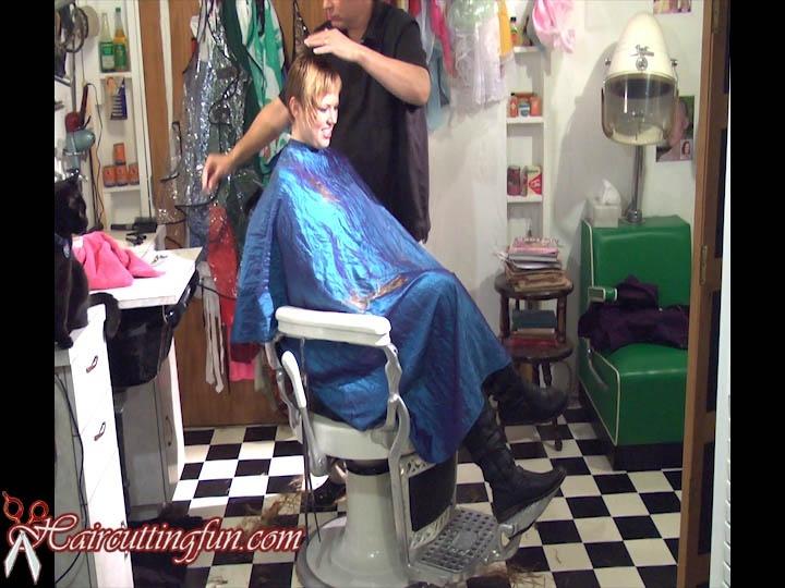 Bria's Edgy Pixie Haircut - VOD Digital Video on Demand