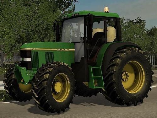 John Deere 6100, 6200, 6300, 6400, 6506, 6600, SE6100, SE6200, SE6300 Tractor Repair Manual (tm4493)