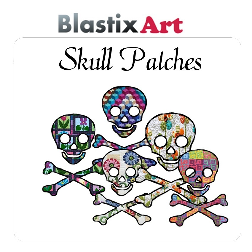 Png Skull patches