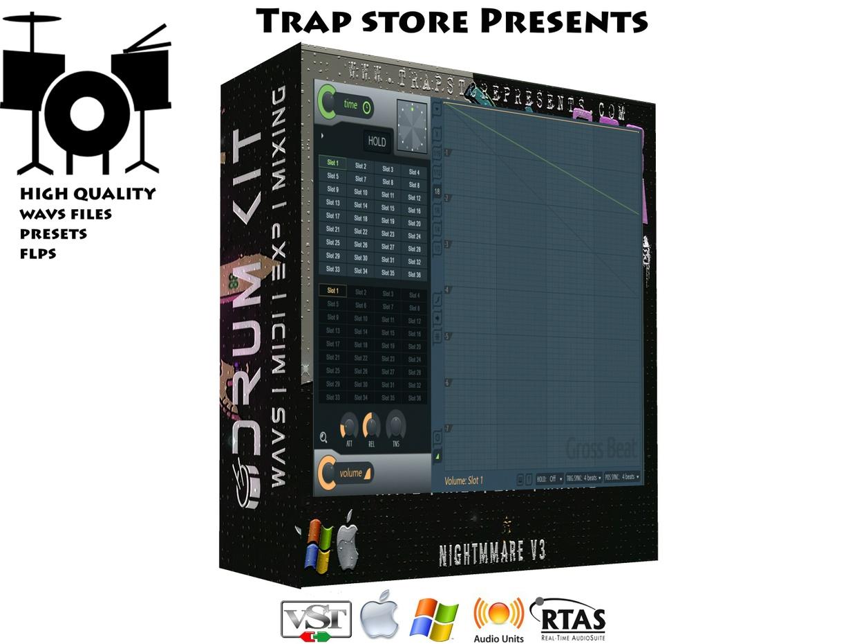 Trap Store Presents - 808 Mafia Gross Beat V3 [Updated 2.0]