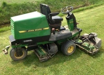 John Deere Diesel Professional Greensmower type 2243 Workshop Service Manual (tm1562)