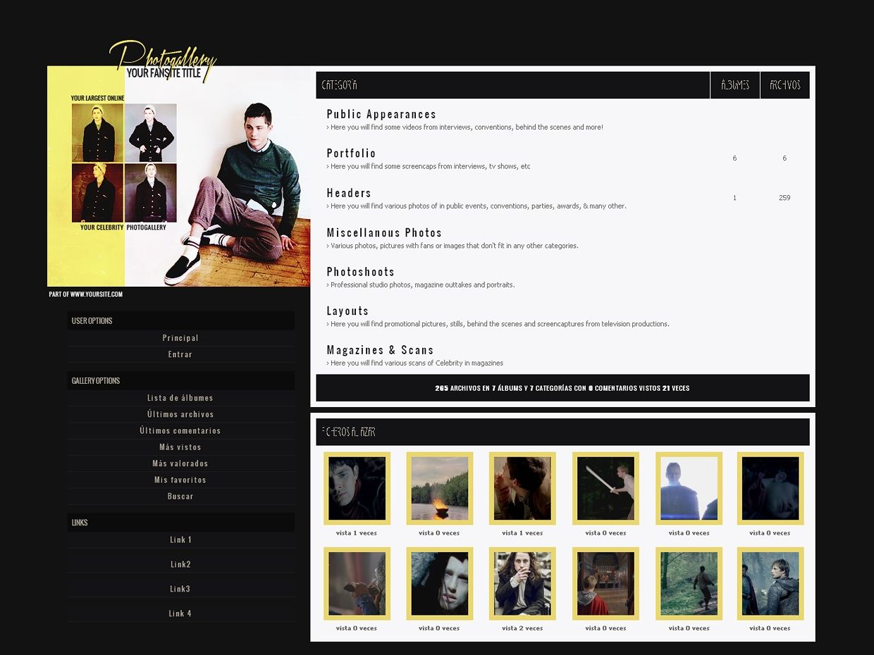 Coppermine premade #2