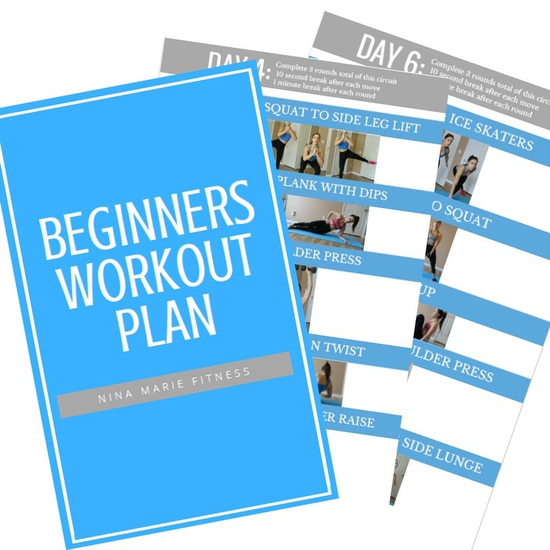 Beginners Workout Plan