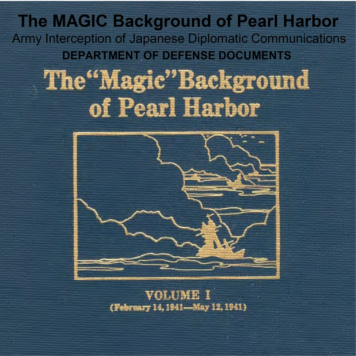 World War II: Pearl Harbor: MAGIC Army Interception of Japanese Communications  -  Download