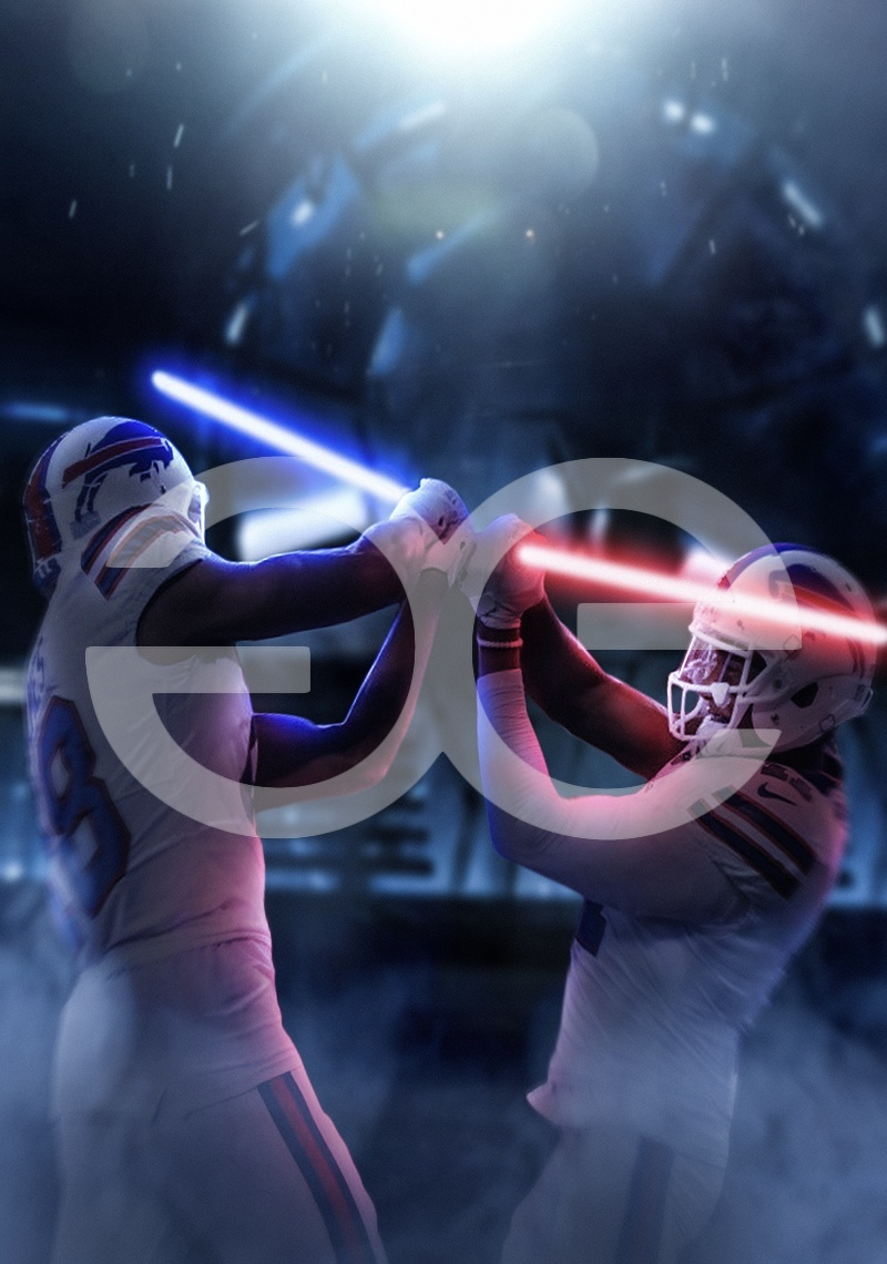 Zay Jones StarWars
