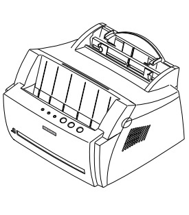 Samsung ML-4500/XEV Laser Printer Service Repair Manual