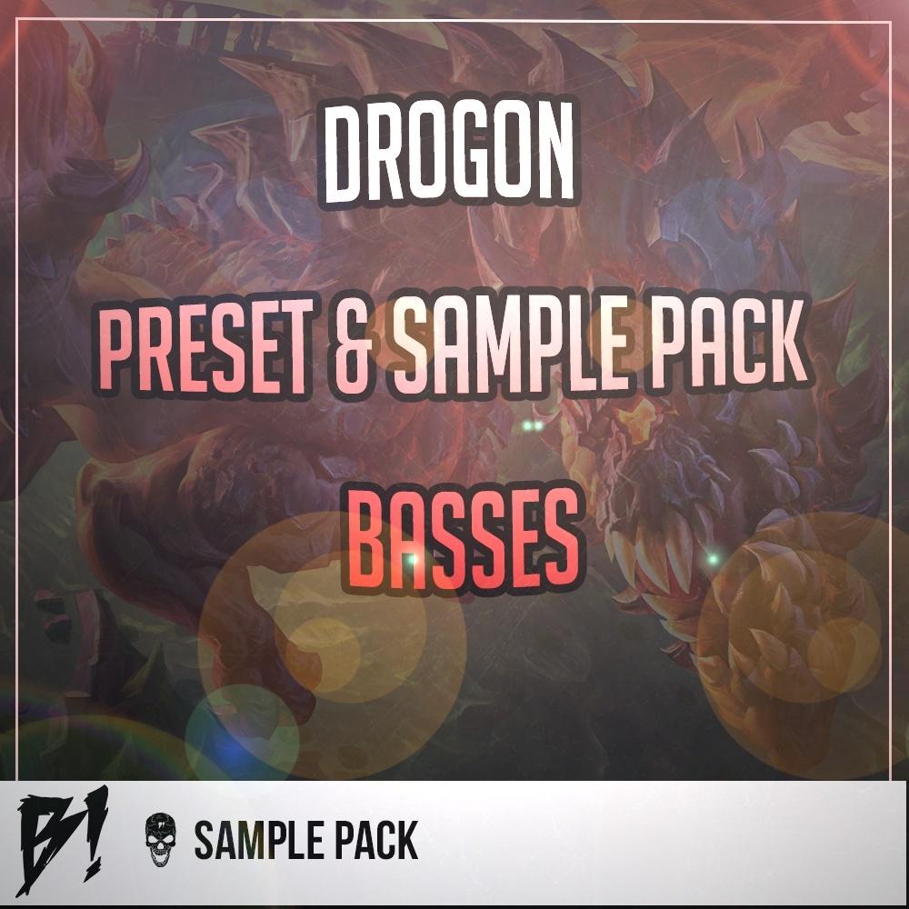 Drogon Preset & Sample Pack (Basses)