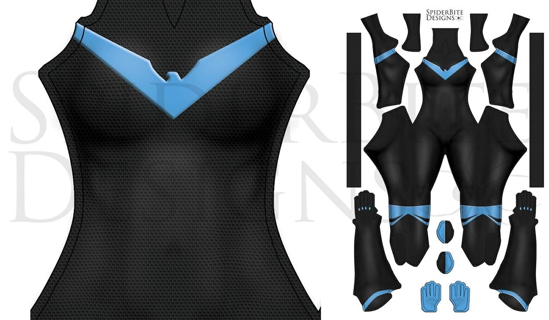Nightwing Rebirth Female