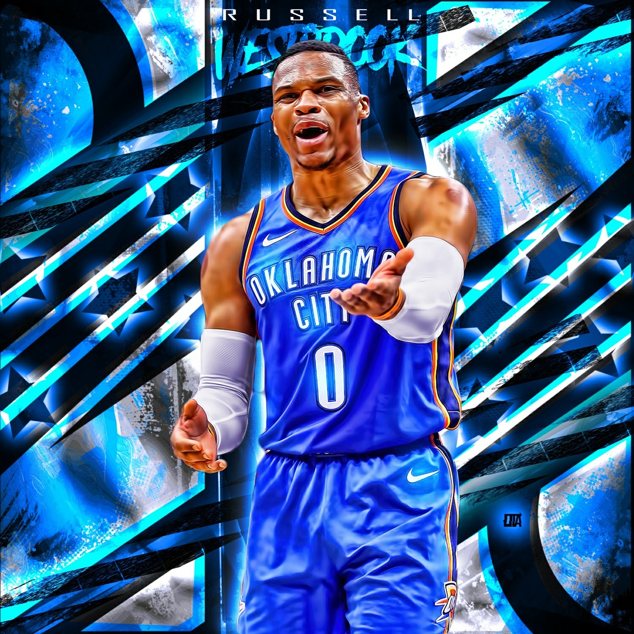 Russell Westbrook PSD