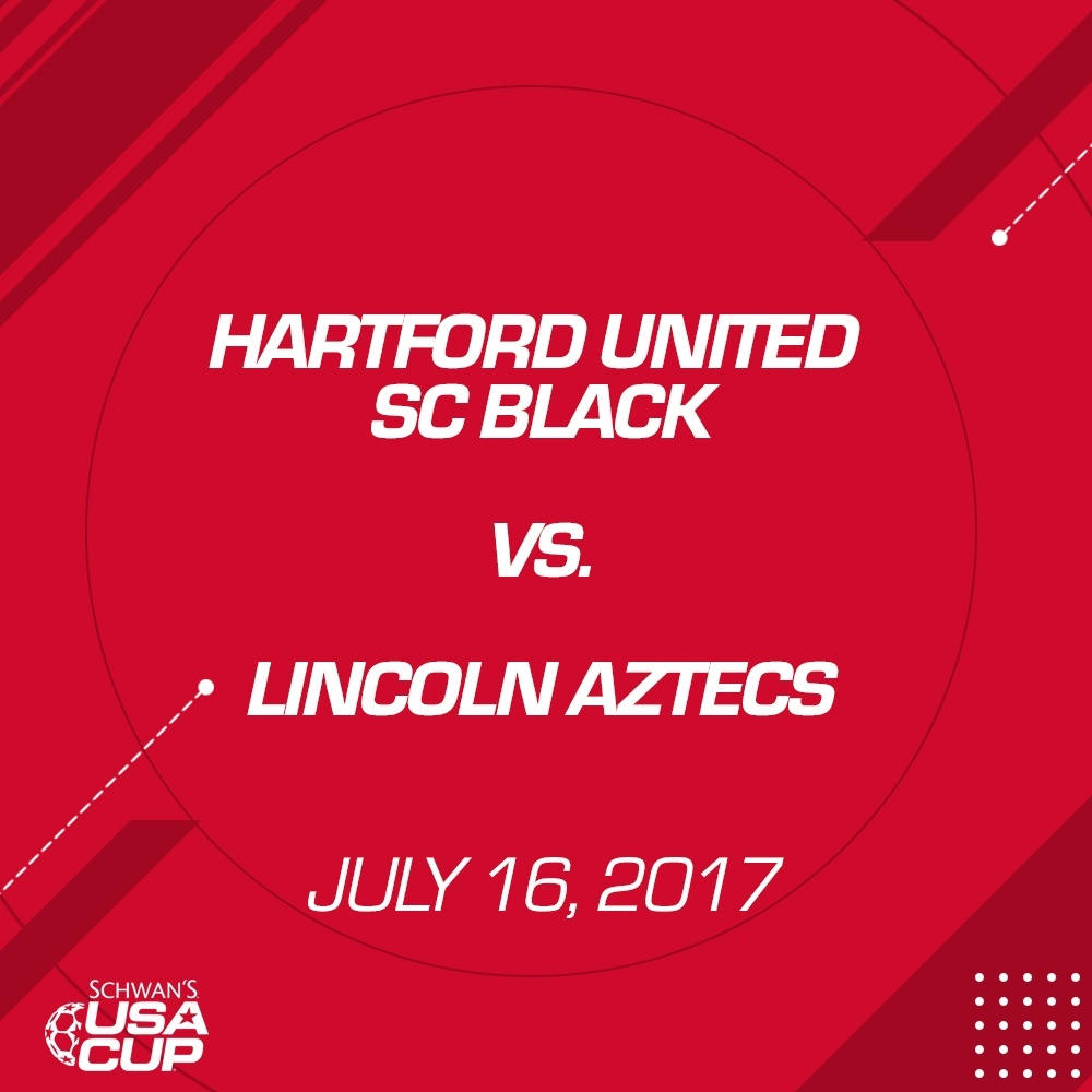 Boys U17 - July 16, 2017 - Hartford United SC Black V. Lincoln Aztecs