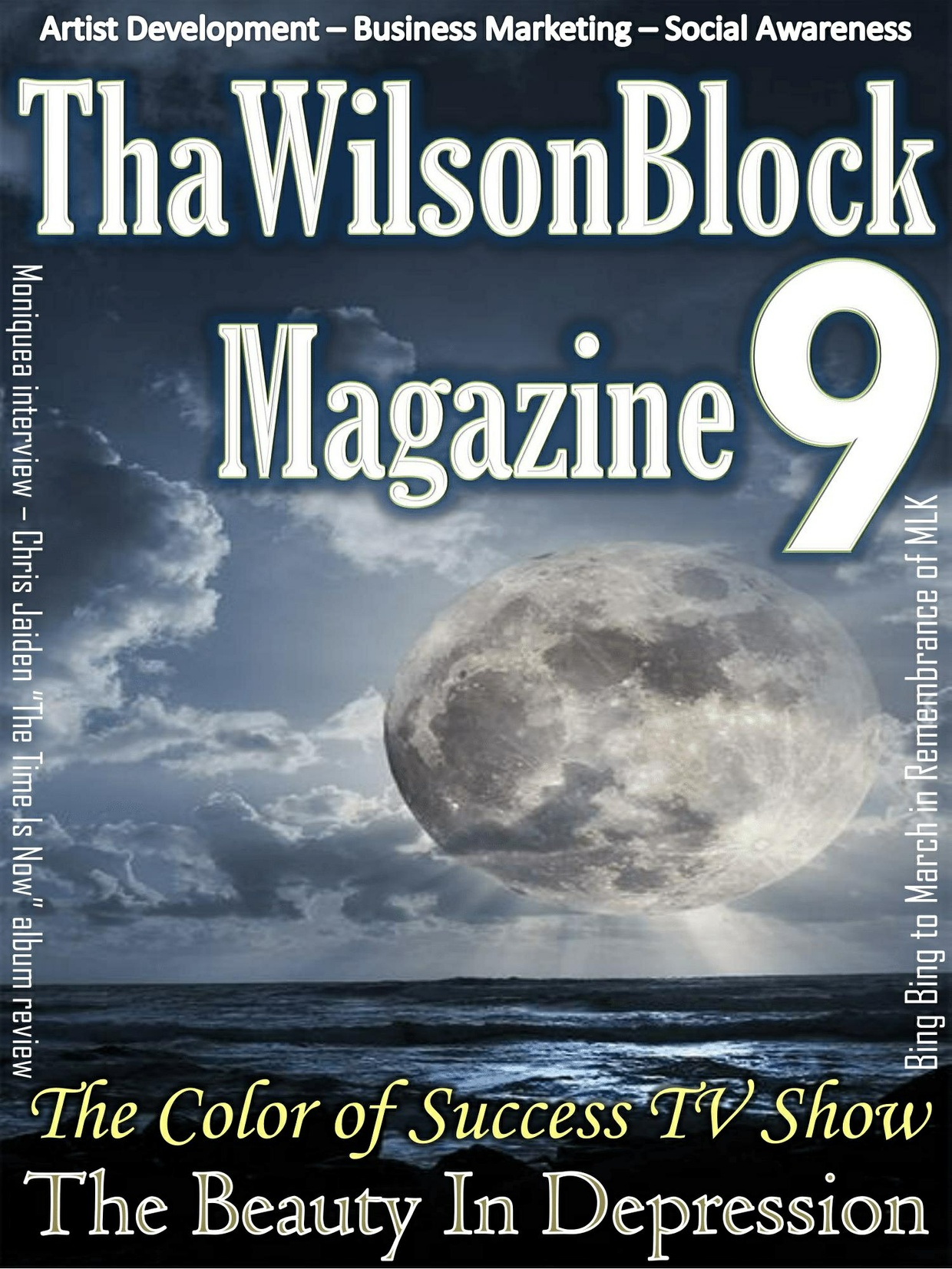 ThaWilsonBlock Magazine Issue9
