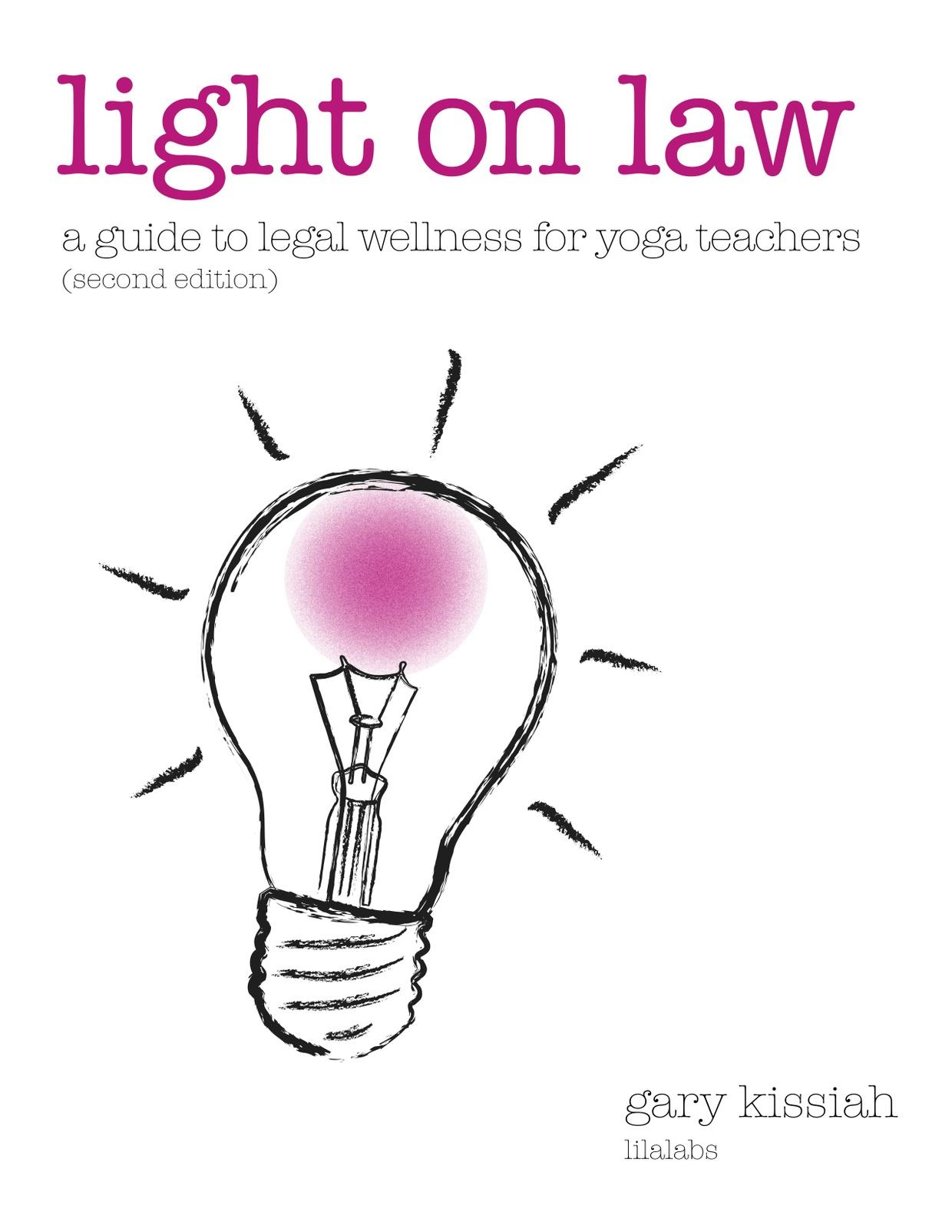 Light on Law For Teachers